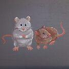 Mice Friends by L.W. Turek