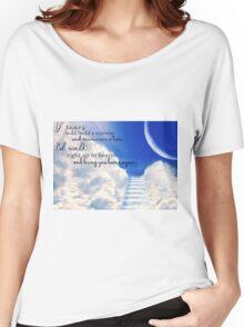 Memories in Heaven Women's Relaxed Fit T-Shirt