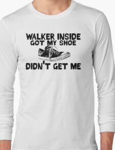 Walker Inside Long Sleeve T-Shirt
