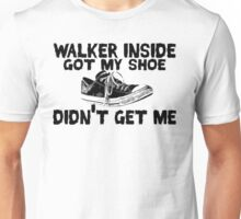 Walker Inside Unisex T-Shirt