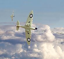 Spitfire - '... to so few' by Pat Speirs