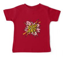 Comic Book POP ART! Baby Tee