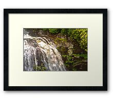 Water Power Framed Print