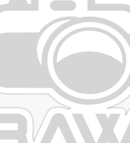 Photografer - Camera Raw Sticker
