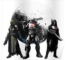 Destiny Guardians Poster