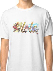 Pokemon Alola Birds Classic T-Shirt
