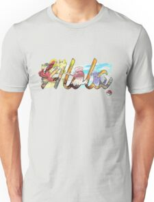 Pokemon Alola Birds Unisex T-Shirt
