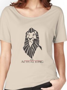 The Actual King Women's Relaxed Fit T-Shirt