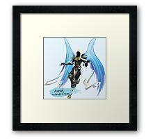 Archangel of Hope Framed Print