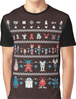 Have a digital christmas Graphic T-Shirt