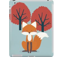 Foxy Friend iPad Case/Skin