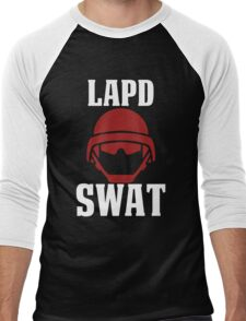 LAPD SWAT Men's Baseball ¾ T-Shirt