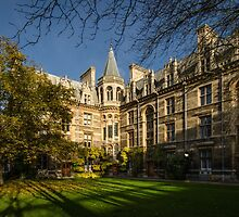 Gonville and Caius College by Sue Martin
