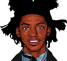 Elfrid Basquiat by LAFF