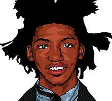 Elfrid Basquiat by LAFF