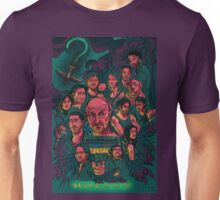 Lost tribute design Unisex T-Shirt