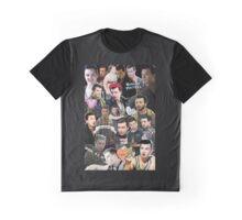 noel fisher mickey milkovich shameless Graphic T-Shirt