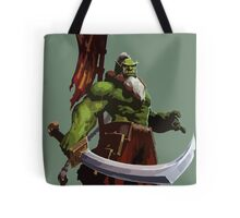 The Blademaster Tote Bag
