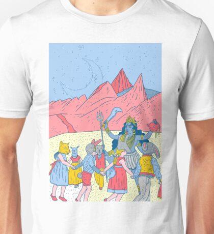 Kali dance  Unisex T-Shirt