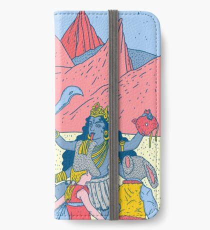 Kali dance  iPhone Wallet