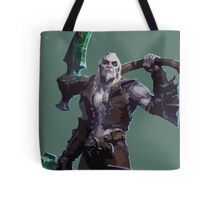 Cryptic Necromancer Tote Bag