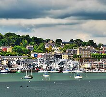 Kinsale Harbor by mcstory