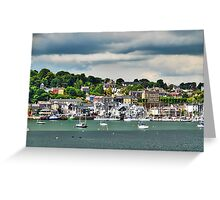 Kinsale Harbor Greeting Card