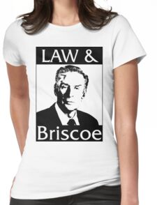 Law & Briscoe Womens Fitted T-Shirt
