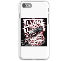 DRIVE BY TRUCKERS TOURS 6 iPhone Case/Skin