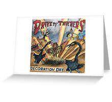 DRIVE BY TRUCKERS TOURS 7 Greeting Card