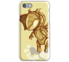 Happy The Dragon iPhone Case/Skin