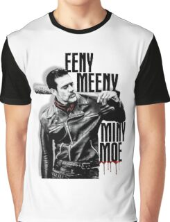 The Walking Dead - Negan Graphic T-Shirt