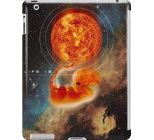 solar son iPad Case/Skin