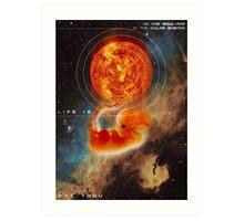 solar son Art Print