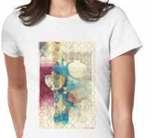 Trans X's, No.1. Womens Fitted T-Shirt