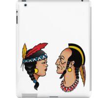 Sailor Tattoo Indians iPad Case/Skin