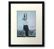 Stella - The Fall Framed Print