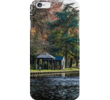 River Cam iPhone Case/Skin