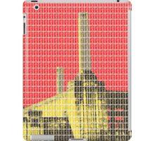 Battersea Power Station - Red iPad Case/Skin