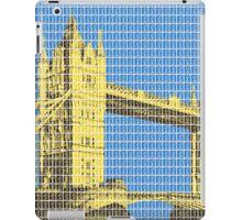 Tower Bridge - Blue iPad Case/Skin