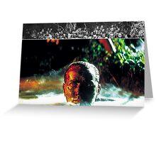 Apocalypse Now Dark Print Greeting Card