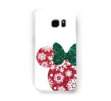 Christmas Silhouette  Samsung Galaxy Case/Skin