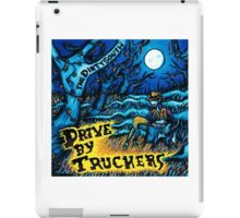 DRIVE BY TRUCKERS TOURS 10 iPad Case/Skin