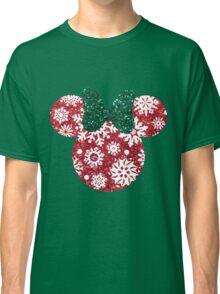 Christmas Silhouette  Classic T-Shirt
