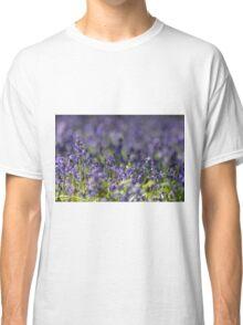 Common Bluebells(Hyacinthoides non-scripta) Classic T-Shirt
