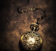 Ornamented pocket watch by JBlaminsky