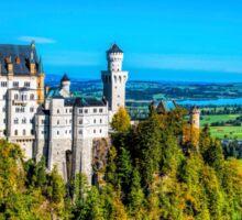 The Fairy Tale Castle Sticker