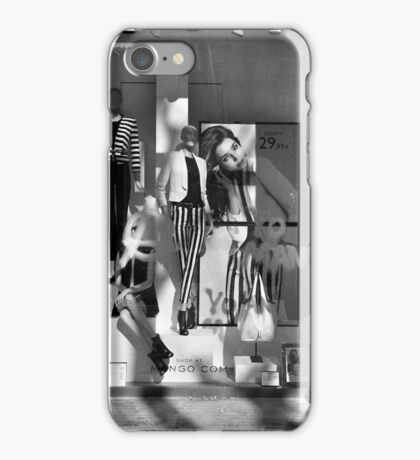 Protest Anarchy - Womens iPhone Case/Skin