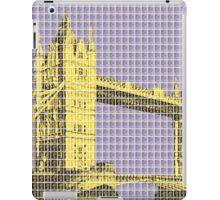 Tower Bridge - Violet iPad Case/Skin
