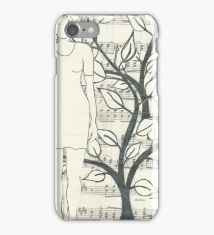 Feeling ONE with Nature iPhone Case/Skin